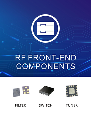 RF Front-end component