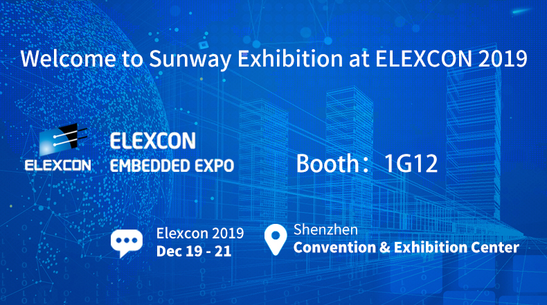 Sunway Awaits You at ELEXCON 2019